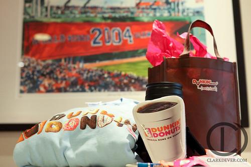 Dunkin Donuts Gear