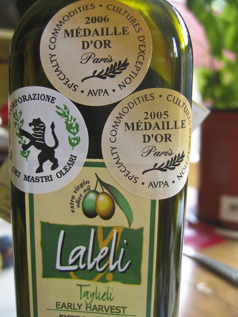 laleli zeytin yagi... laleli olive oil.