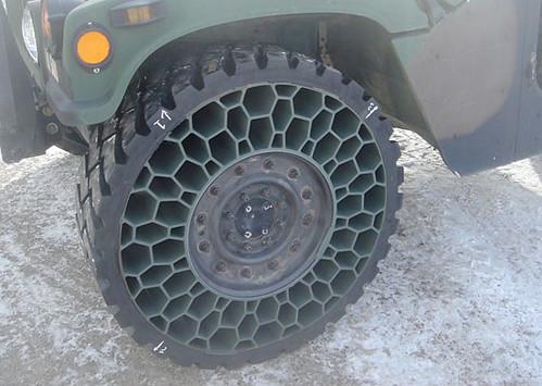 Airless Tires For Military Vehicles Neatorama