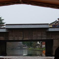 Horikawa Boat Ride, Matsue, Shimane