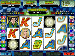 Green Light slot game online review