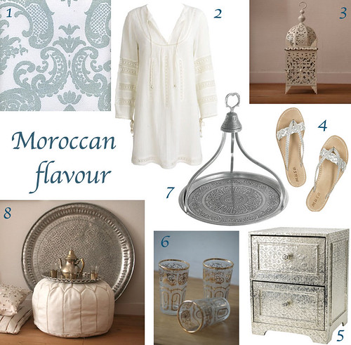 Moroccan flavour