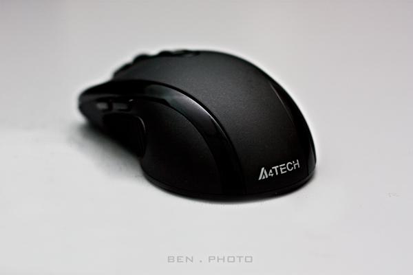 Wireless keyboard & mouse 03