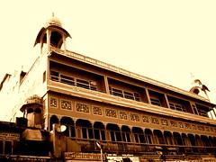 CITY JAIPUR (sakshi_sharma) Tags: city building beautiful sepia architecture amazing view creative jaipur gallary pinkcity