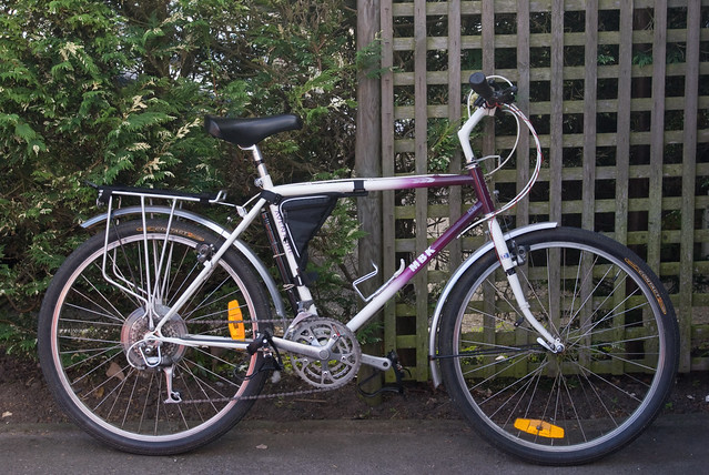 Converting An Old Mountain Bike In To A Tourer Worth It Page 2