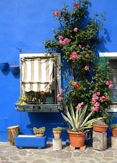 Burano, Italy May 2009