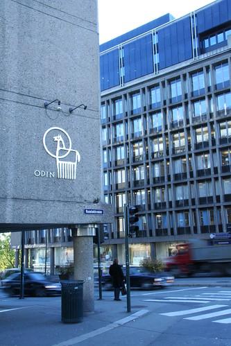ODIN Forvaltning i Vika, Oslo