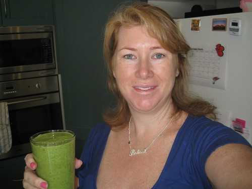 Green smoothie time
