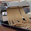 Homemade Wholemeal Pasta