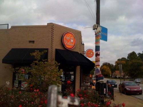 Cafe Eclectic, Memphis, Tenn.