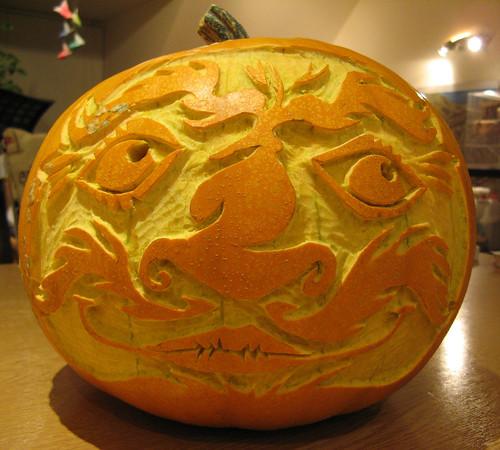 daruma-pumpkin