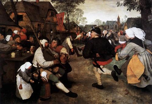 Bruegel-peasant-dance