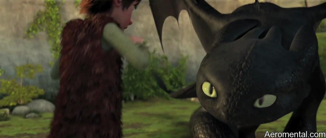 Cómo entrenar a tu Dragón 21