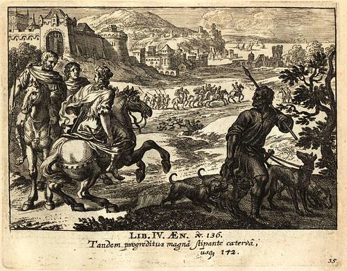 015-Vergilius Maro, Publius- Erneuertes Gedächtnüs Römischer Tapferkeit….1688-©Bayerische Staatsbibliothek