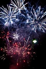 Renfrewshire Fireworks Display 2009