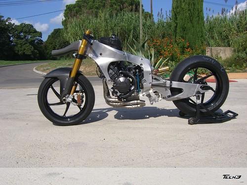 Tech 3 Moto2 Bike