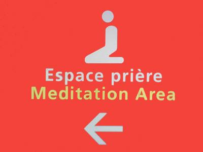 espace prière