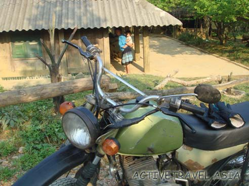 Vietnam Motorcycling Travel