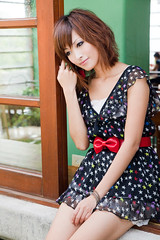 (swanky) Tags: portrait people woman cute girl beauty canon asian eos model asia pretty taiwan babe  tami 2009 taiwanese      dcstar 5dmarkii 5d2 5dmark2
