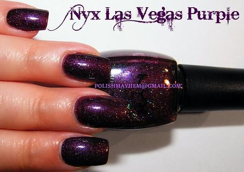 Nyx Las Vegas Purple