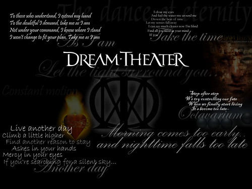 dream theater wallpaper. Dream Theater wallpaper Elger