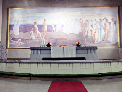 TampereCathedralAltar