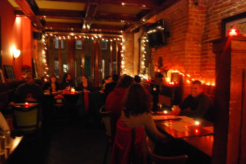 Cozy dining room at SPTR