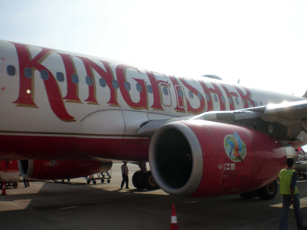 Fly The Good Times With King Fisher Airlines Goozey Tags India Goa Kingfisher