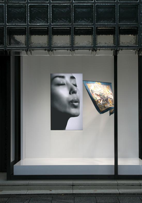 Tokujin Yoshioka pour Hermès