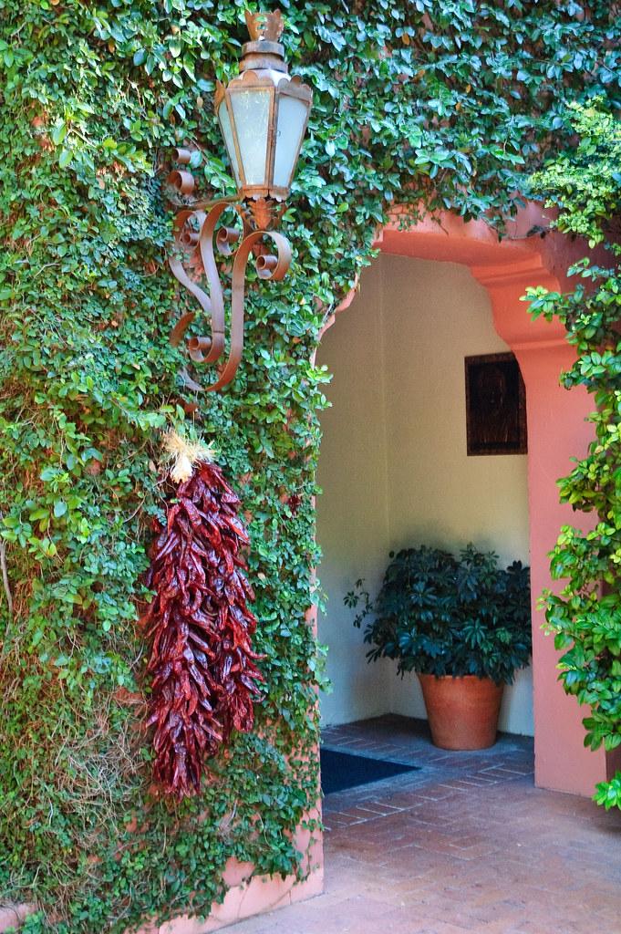 Arizona Inn Doorway