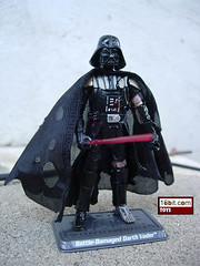 Battle Damaged Darth Vader