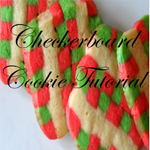 4204224944 b72b756683 o Checkerboard Cookie Tutorial  Toddler Wonderland Goodies