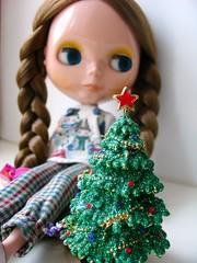 Christmas trees' passion