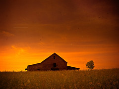 Day Is Done (evanleavitt) Tags: wood old history rural vintage georgia darkness decay south memories american nostalgic weathered the