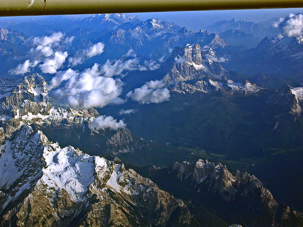 Dolomites of Cortina