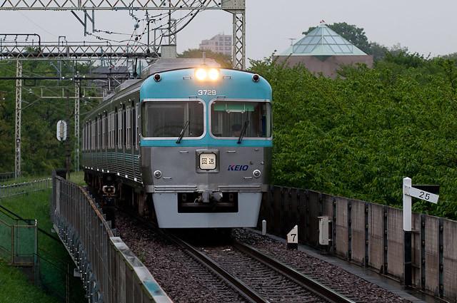 京王電鉄井の頭線3000系 3029F