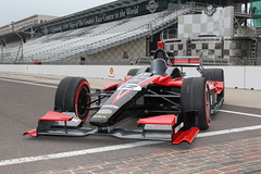 Unveiling at the yard of bricks (IZOD IndyCar Series) Tags: car speed design technology racing concept chassis 2012 indycar dallara