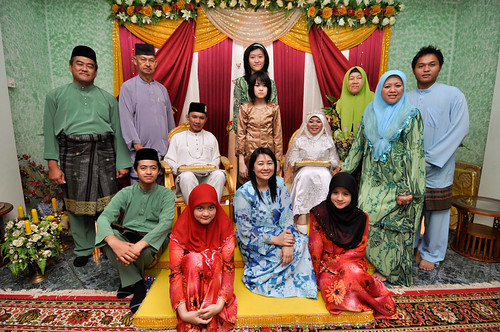 With Other Families