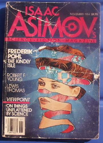 Asimov's, November 1984