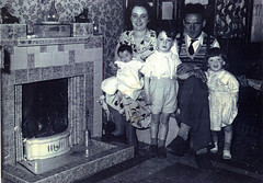 Image titled McCulloch Family, Springburn 1957