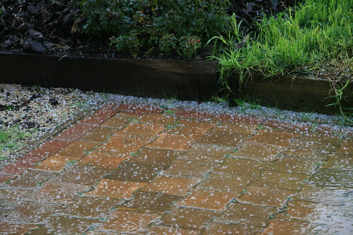 Hail at Meadows