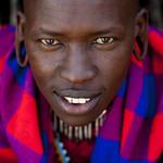 Mister Reya, Masai warrior - Kenya
