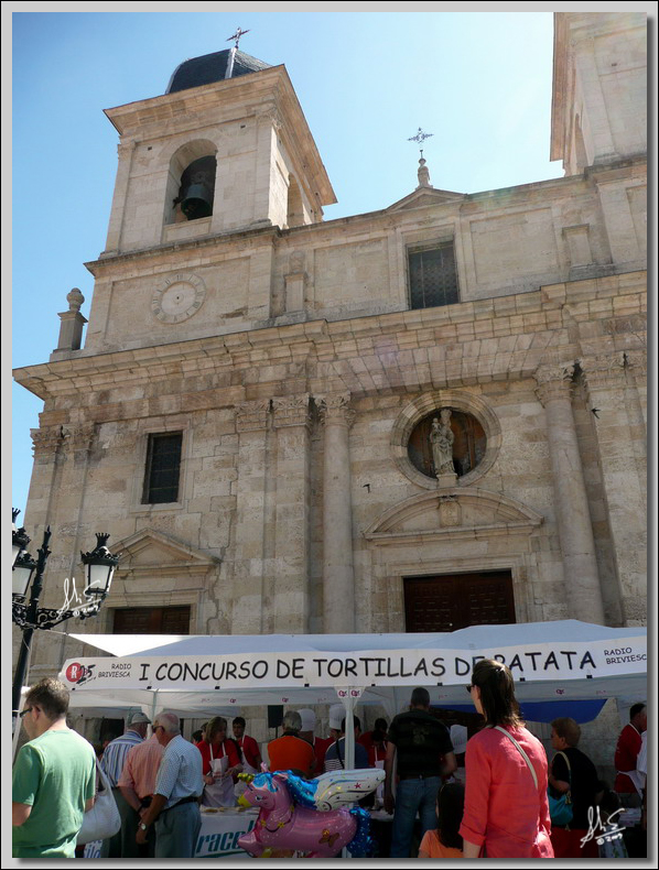 CONCURSO DE TORTILLAS