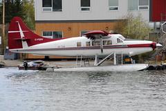 pl16juin09tindidhc31 (lanpie012000) Tags: bush seaplane yzf airtindi cfzdv plyzfjune09 dhc3turbootter