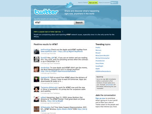 AT&T - Twitter Search_1248949119567