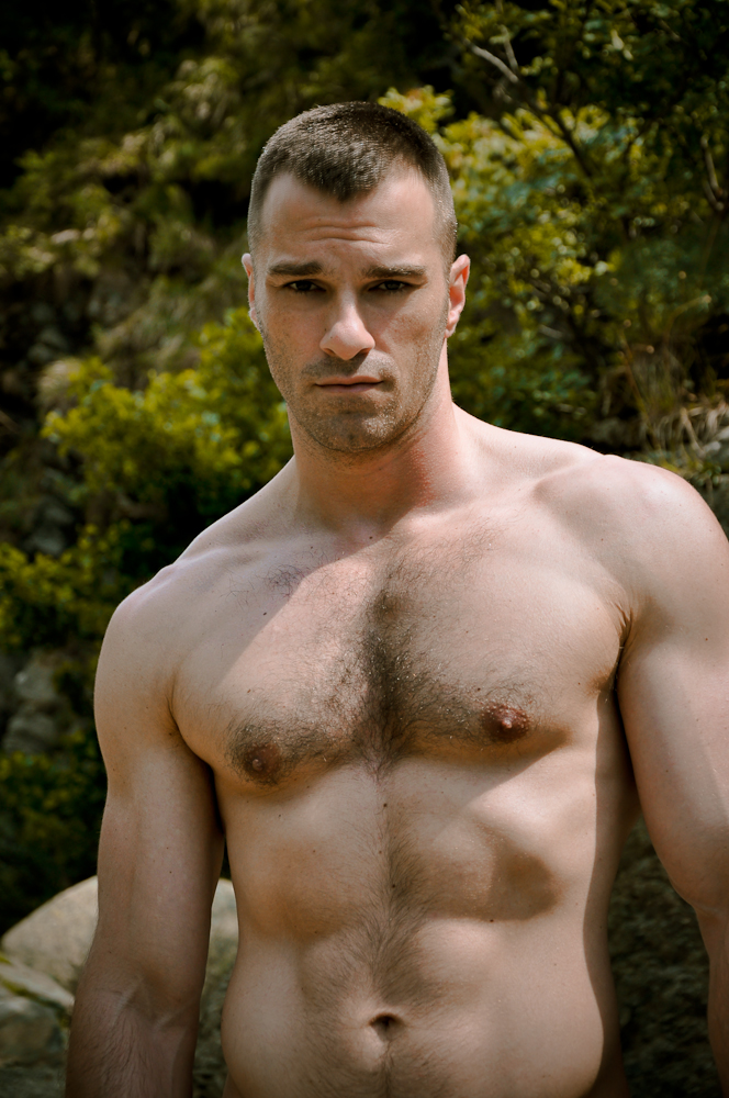 Hairy hunk frozen images 5