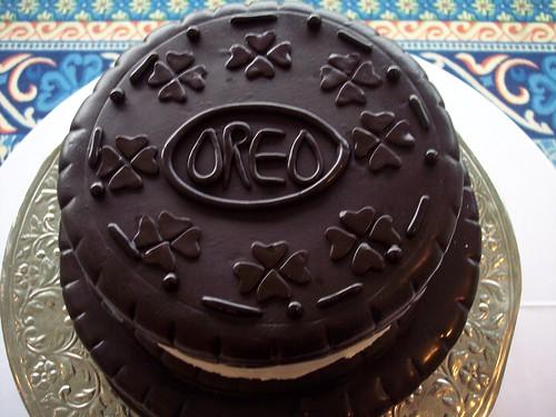 Oreo Cookie Wedding Cake Wilmington NC Carolina Cakes