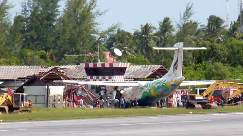 Samui Airport Crash