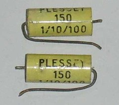 Plessey MKP Capacitor (GOA2008) Tags: mkt capacitor mkp fkp mkm plessey