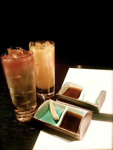 饮料和调味料